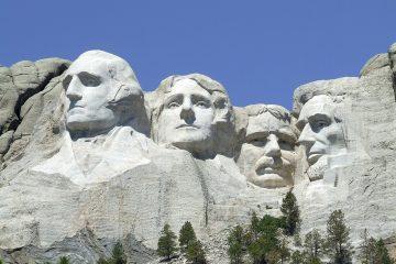 Bild von Mount Rushmore
